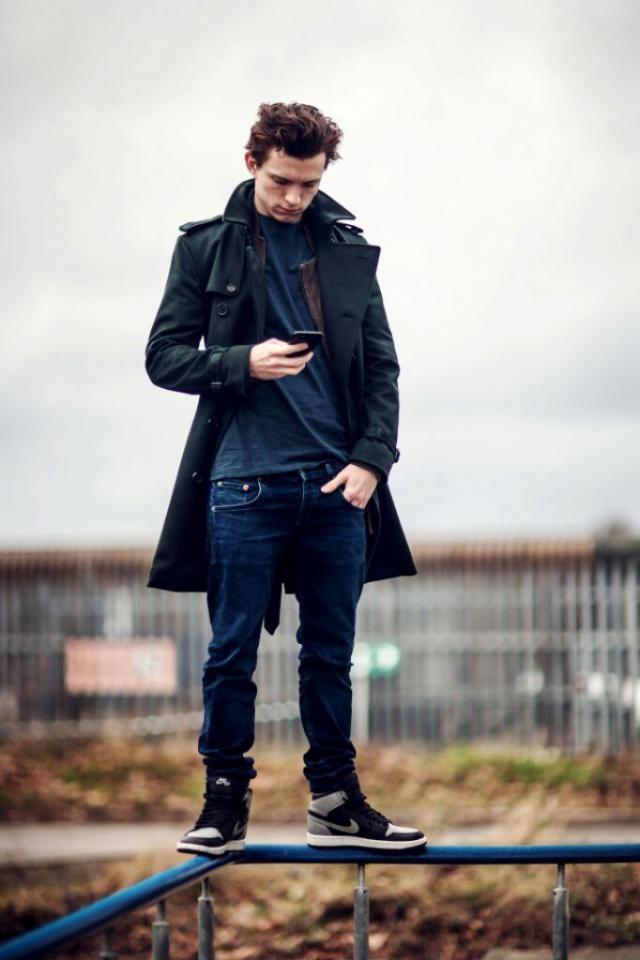 i want a man who dresses like this