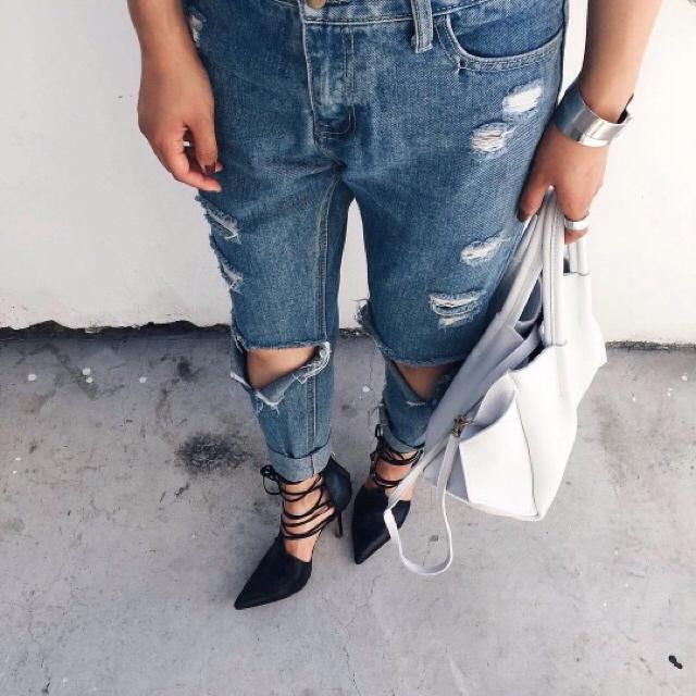 Jeans lover, yas or nah?