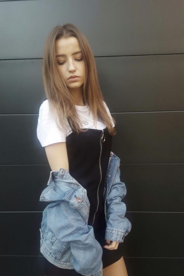 Denim jacket perfect for atumn ♡