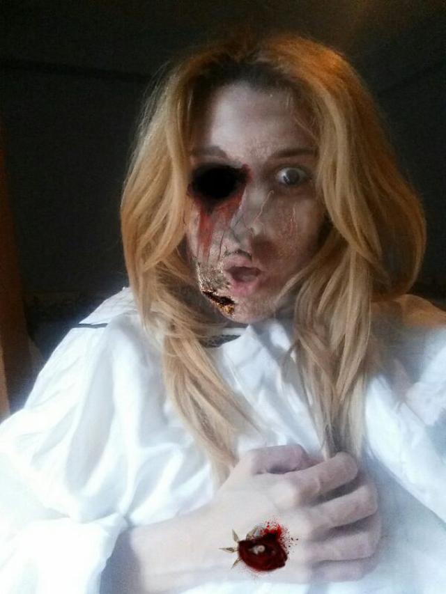 I am a crazy woman I just left the asylum ... I seek revenge