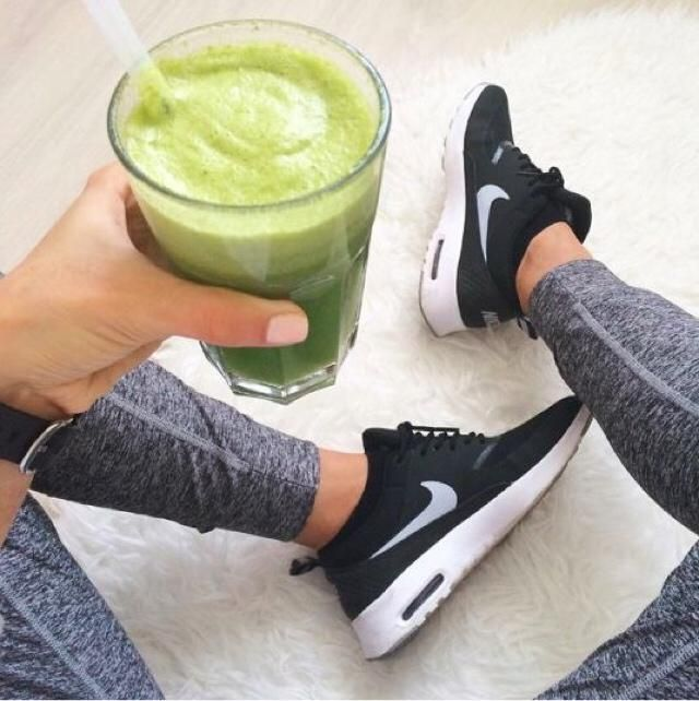Who likes smoothies before gym session?