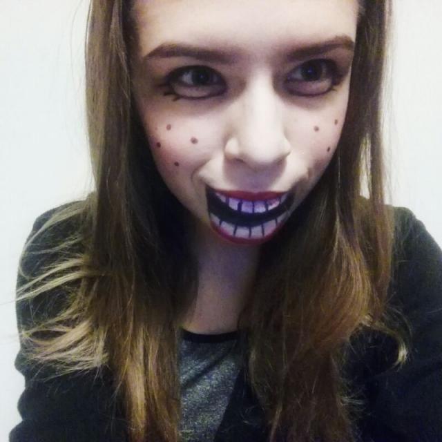 I'm scary Dollka