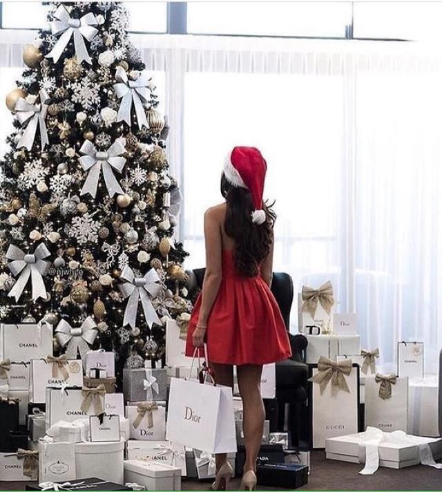 All I Want For Christmas Is... Dior!