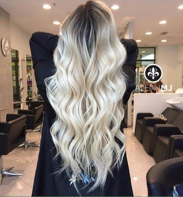 Hair glowing, yas or nah?
