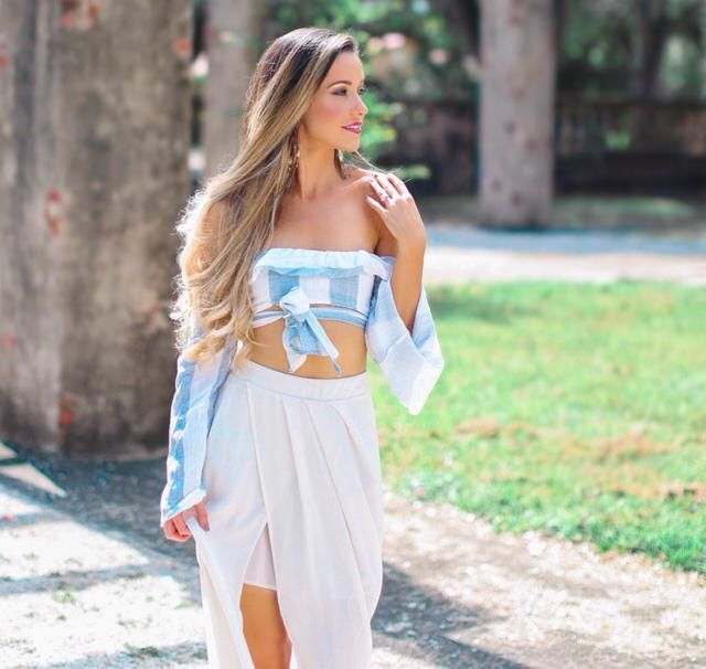 Love this Zaful top!