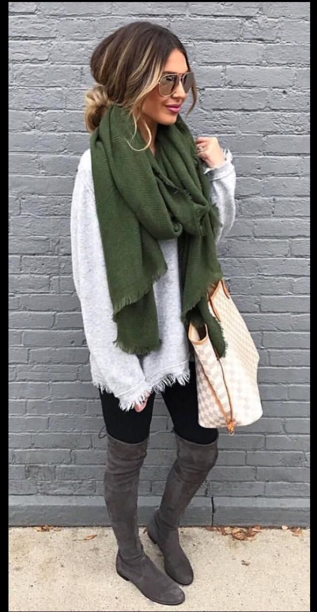 Autmn scarf