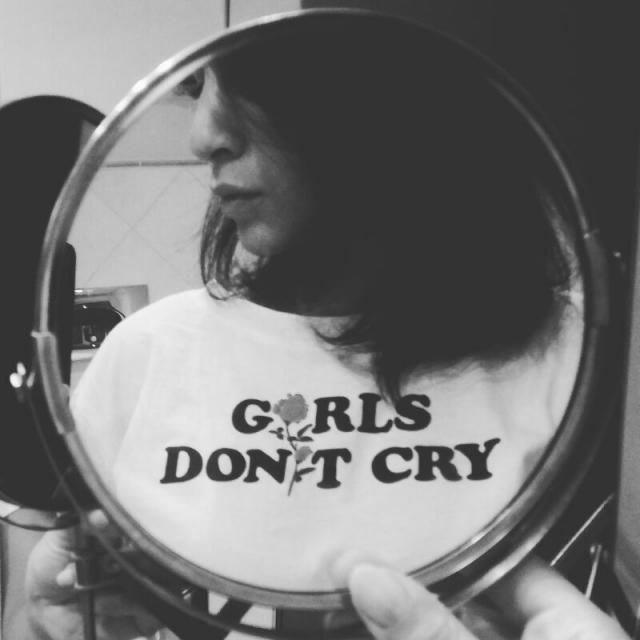 Girls don&;t cry