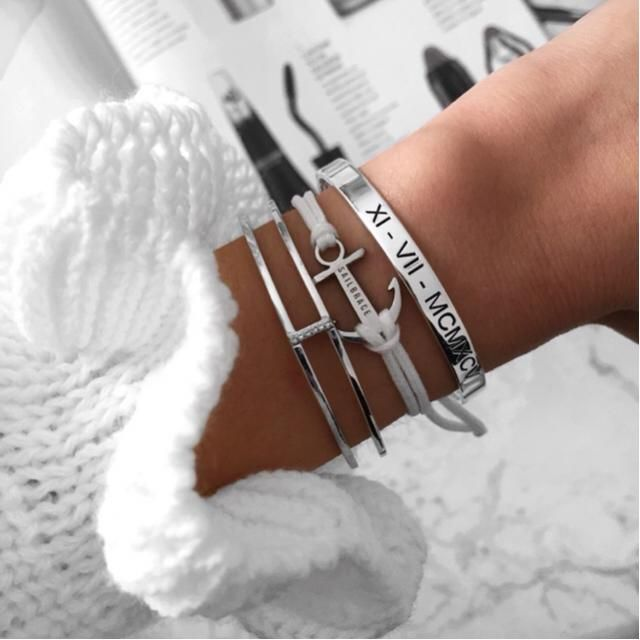 how cute are these bracelets?