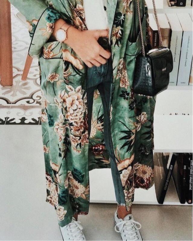Do you like kimonos?