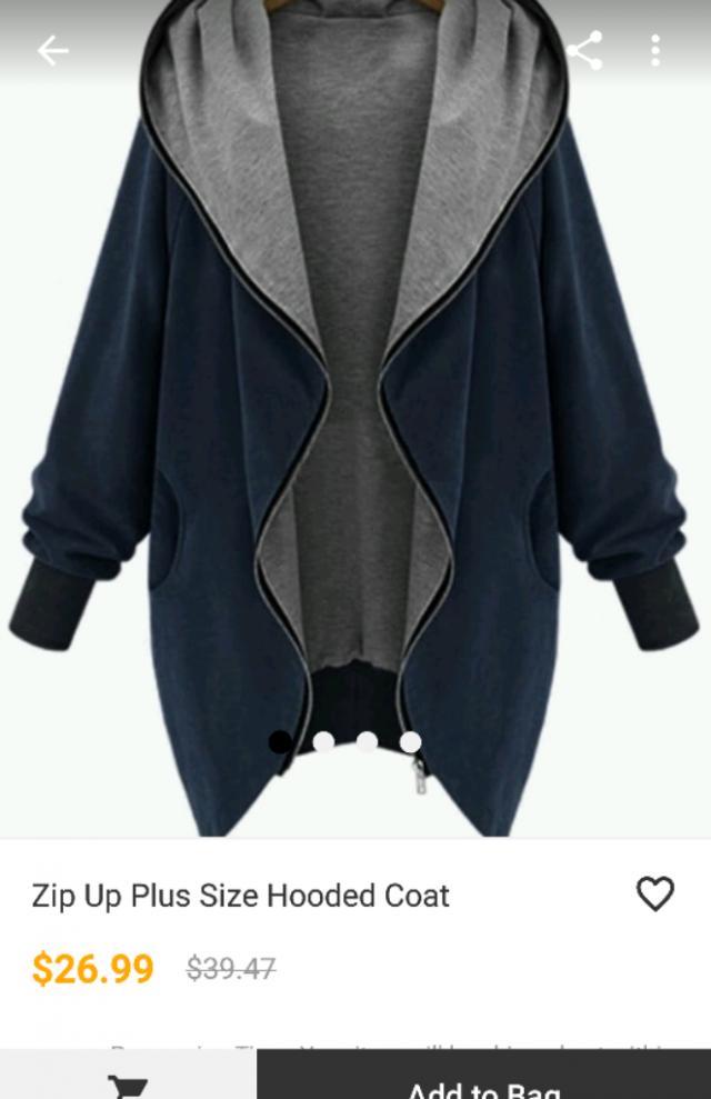 I like this Coat. Hope to won.