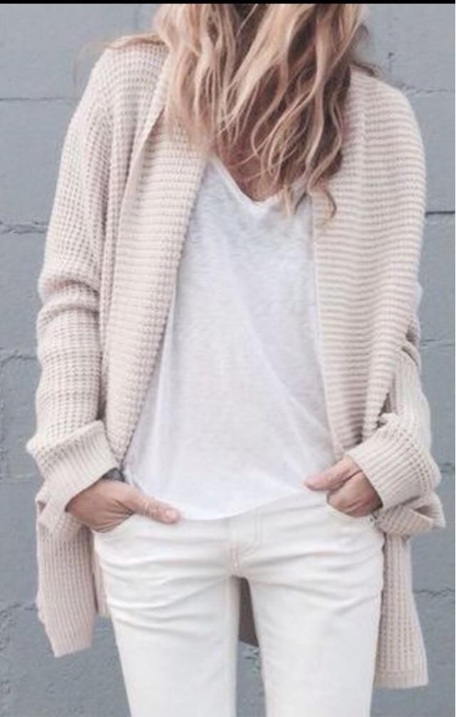 Light colors outfit