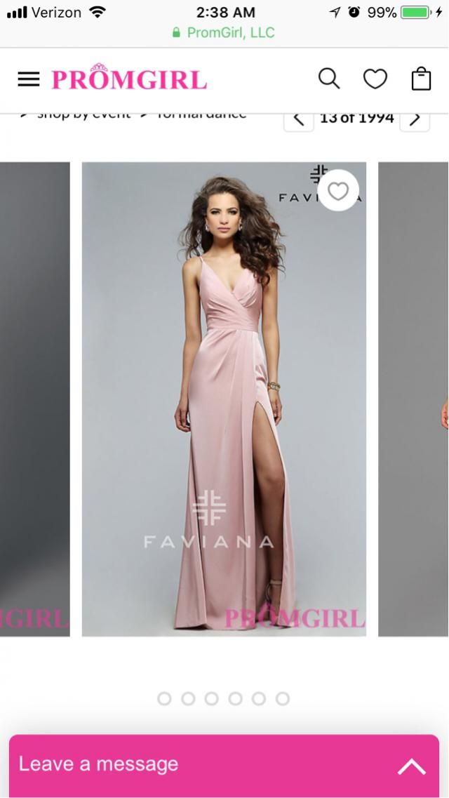 In need of some help! So I have ordered both these dresses and I am in love with both but I can only keep one! Which I …