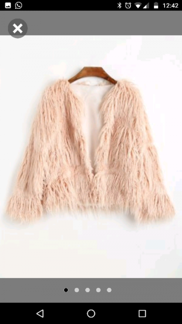 favorite furr coat