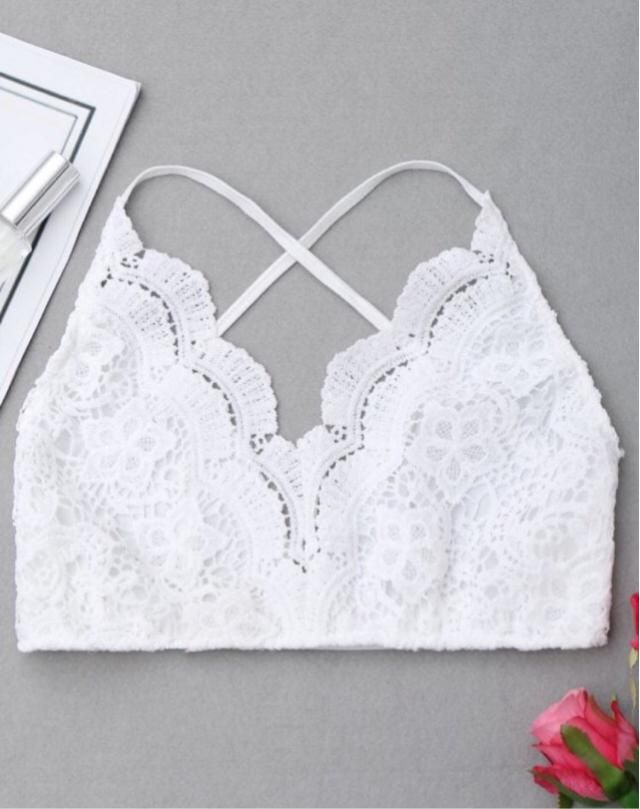 This is the prettiest!   loving lace! ❤️