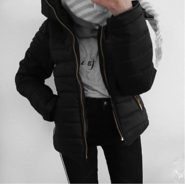 Obsessed with this puffer jacket