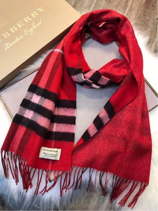 Burberry scarf  So beautiful for Christmas