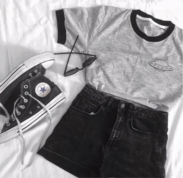 in love with this tee