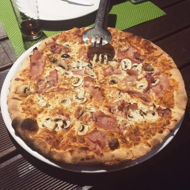 pizza is always a good idea