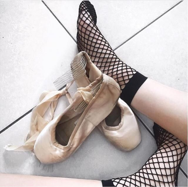 my ballet shoes