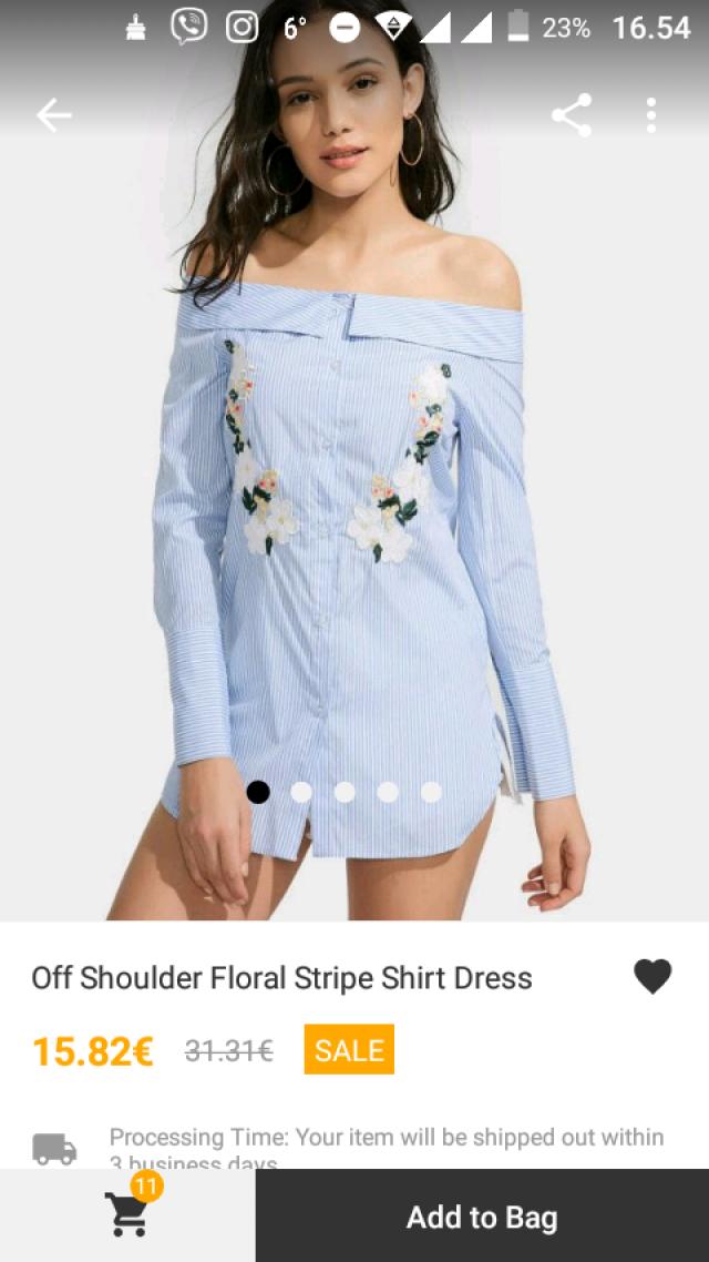 Ako postoji neko iz Srbije ko je zainteresovan da kupi ovaj džemper i košuljicu, nek se javi u komentaru, ja sam g…