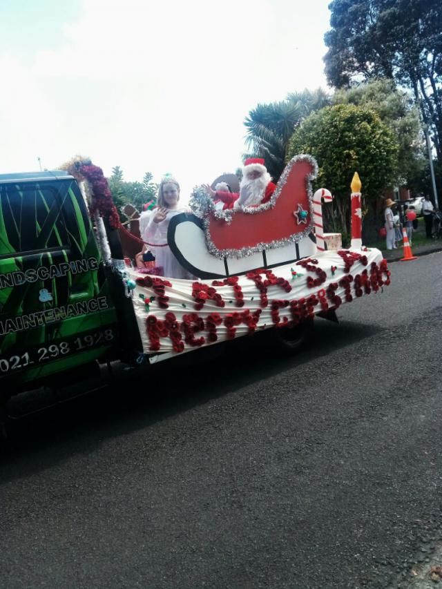 Christmas Parade in