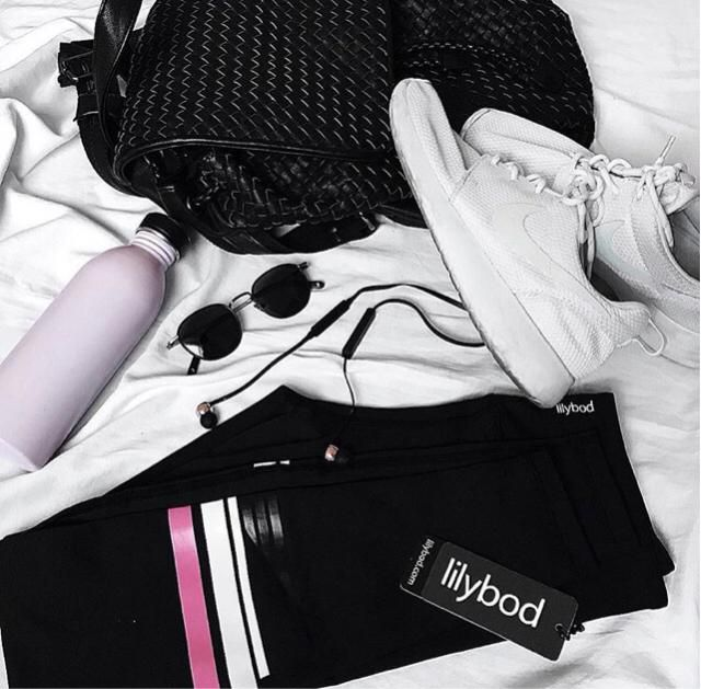 workout essentials x