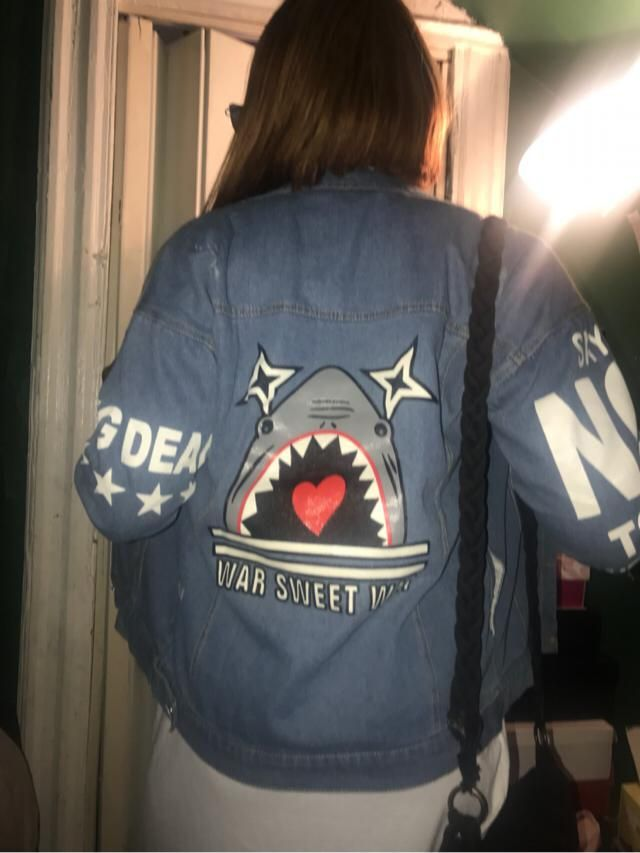 Jean Jacket from