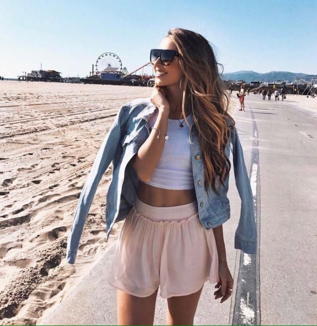 Beach with jacket, yay or nay?
