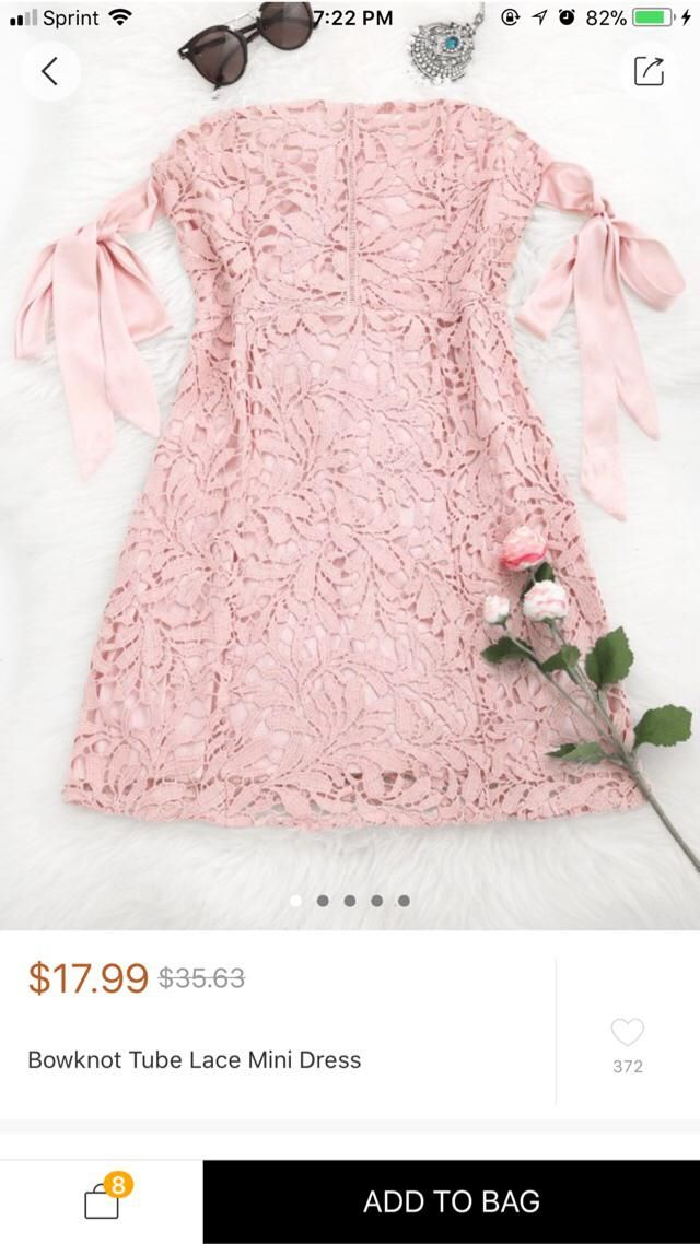 I cannot wait to wear this for VDAY