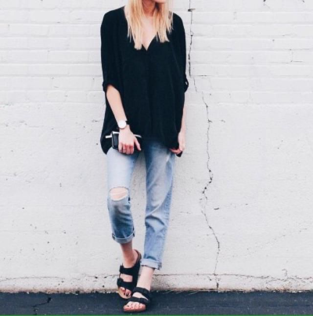 Loving black top, yay or nay?