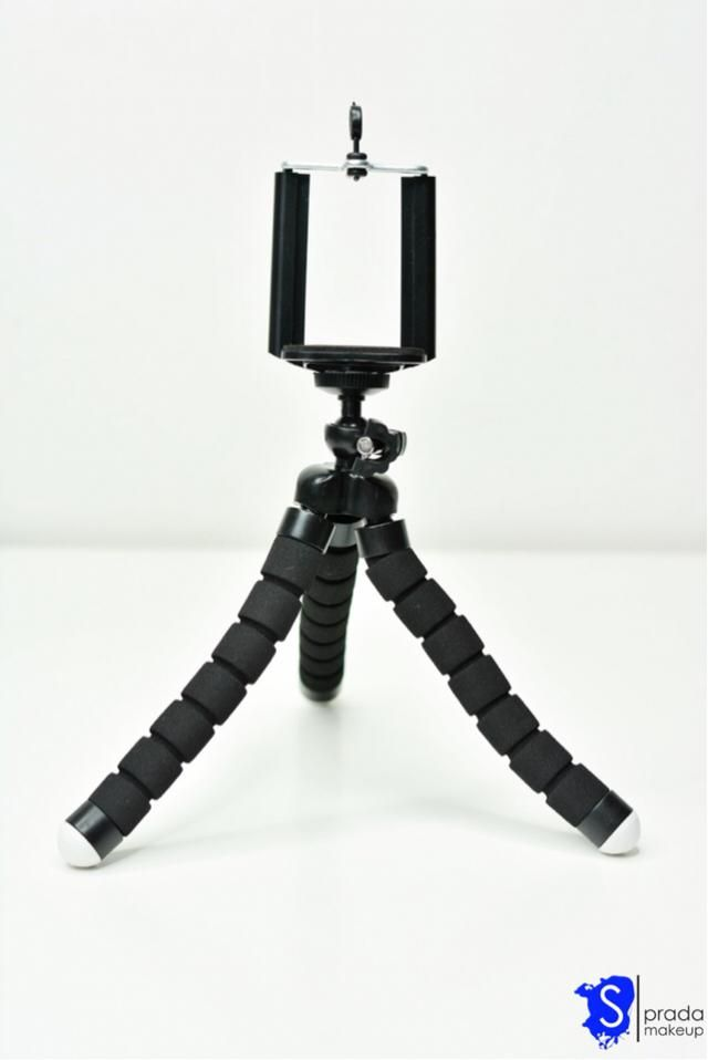 Good tripod for your mobile. Lightweight and flexible