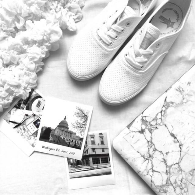 perfect everyday sneakers
