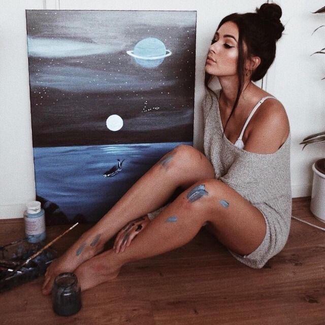 Do you like painting, yas or nah?