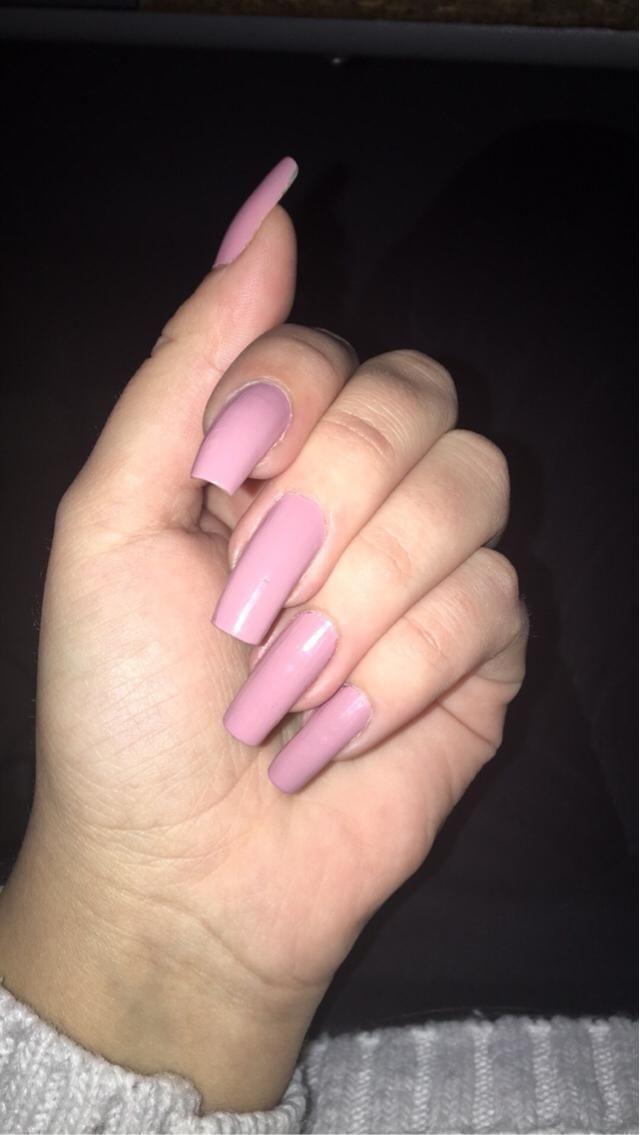 Nailart Pink02 Pink Naturalnails Pinknails