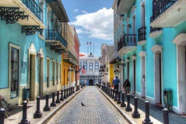 Old San Juan Puerto Rico Viejo San Juan Puerto Rico