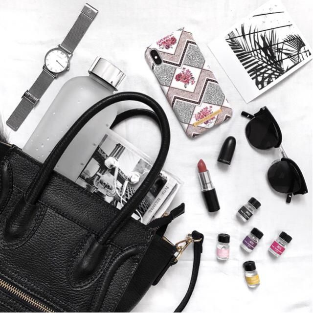 what's in my bag edition x