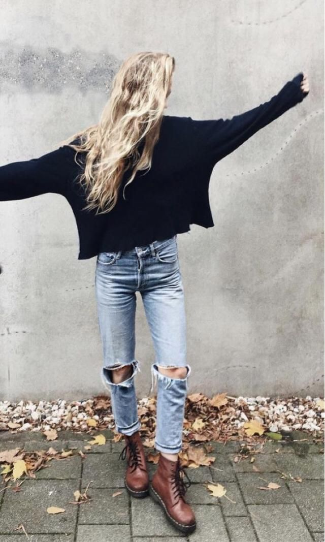 Black sweater is still my fav, yay or nay?