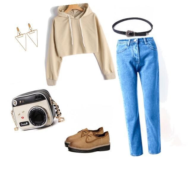 Simple and comfortable to study or a casual outing.