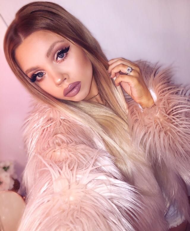 What do you think about this makeup look?