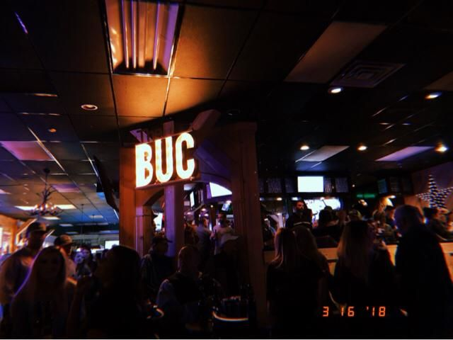 A night at the Buc, to help raise money for St. Jude
