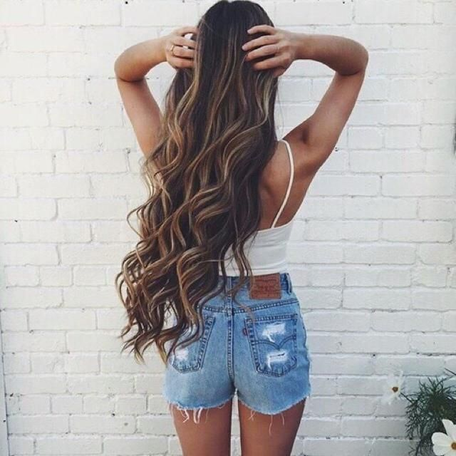 Do you ever wish to have long hair, yas or nah?