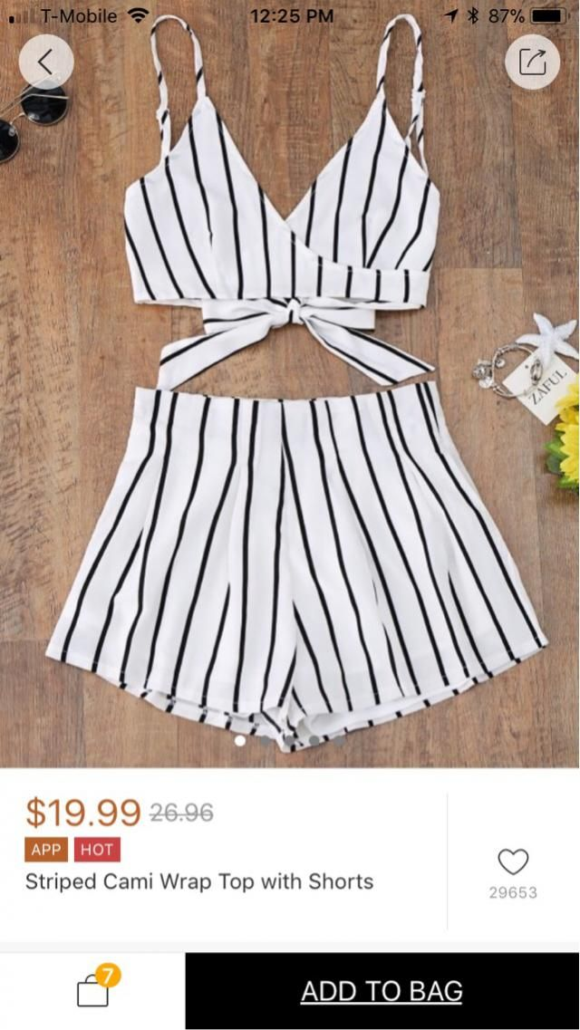 Can't wait for my new two piece to come in!