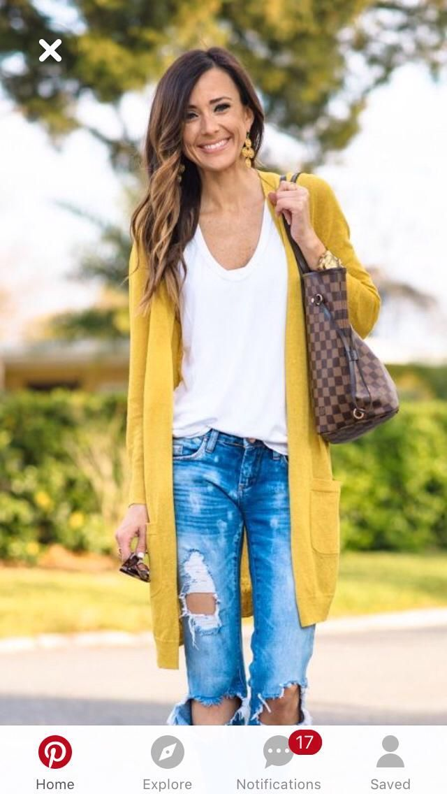 Springy outfit