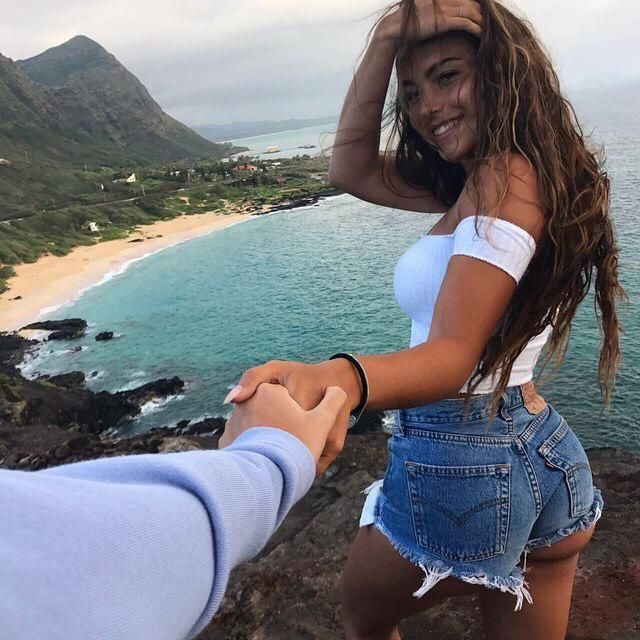 Smile and take my hand to new world