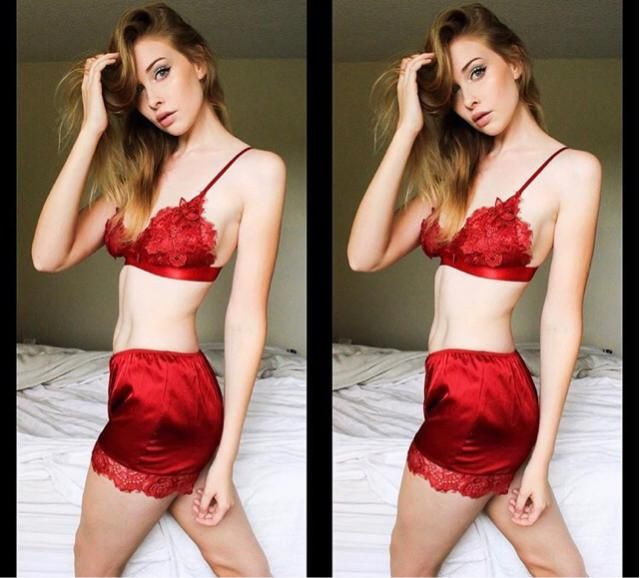 Who else would love to sleep with these top and shorts??