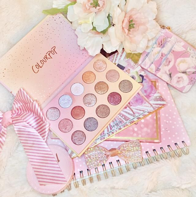 How gorgeous is this palette?