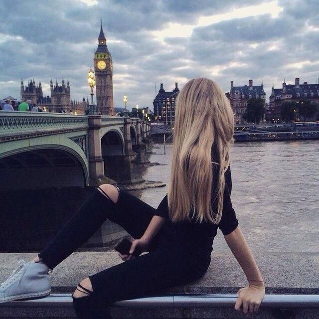London is such a beautiful city, yas or nah?