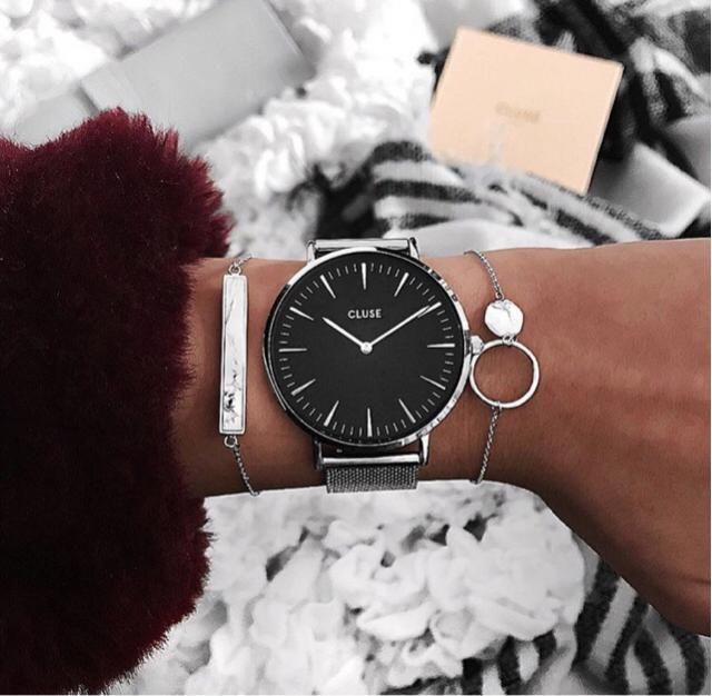 I'm like 105% in love with this watch x
