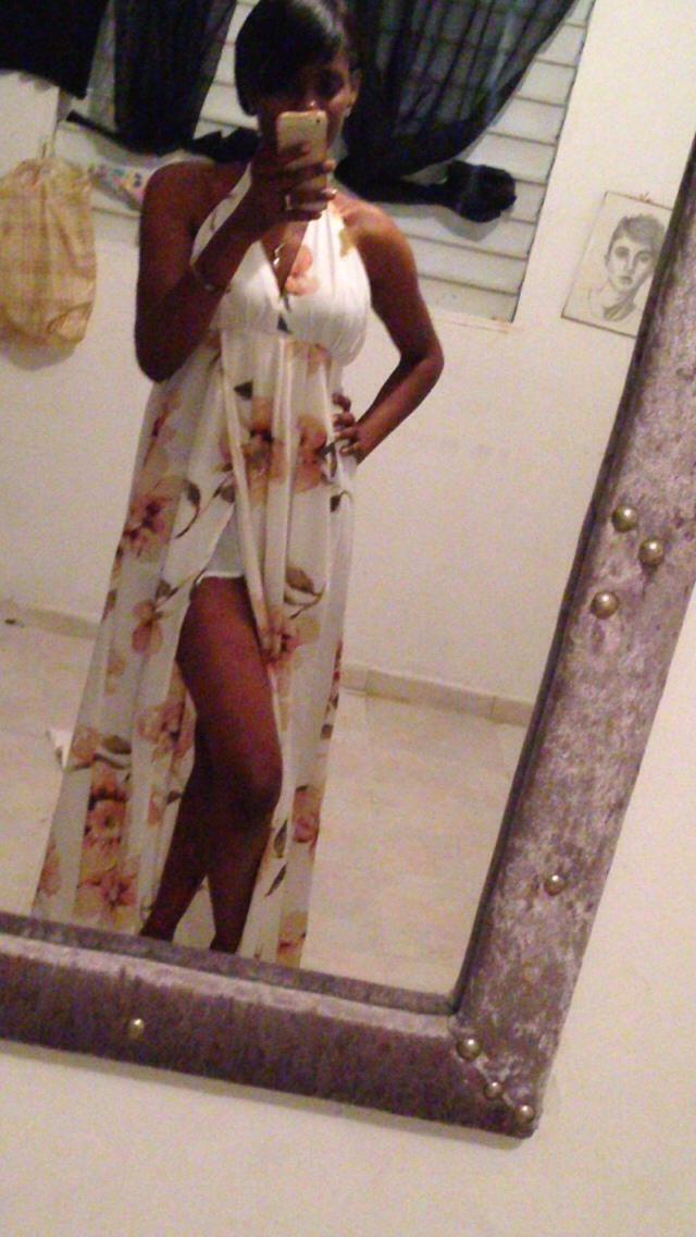 Yo estoy full enamora de este vestido