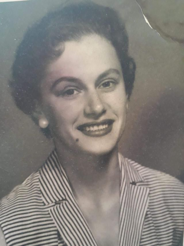 my mom when she was young! love you mom